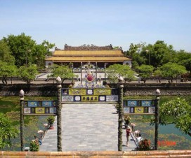 Hue Imperial City - Vietnam travel