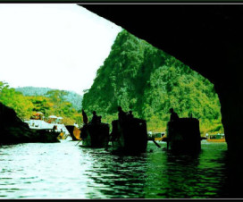 Phong Nha Cave in Quang Binh province - Vietnam travel