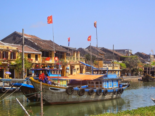 Life on River in Hoi An - Vietnamtravelblog
