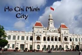 Ho Chi Minh city Vietnam travel
