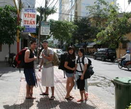 Travel Vietnam with backpackers - Vietnamtravelblog - Vietnamtour - Vietnamvisa