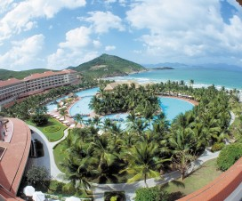 Vinpearl land in Nha Trang - central Vietnam