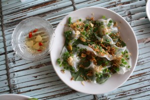 White rose - special food of Hoi An - Vietnamtravelblog