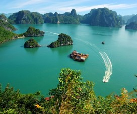 halong Bay in Northern Vietnam - Vietnamtravelblog - Vietnamvisa