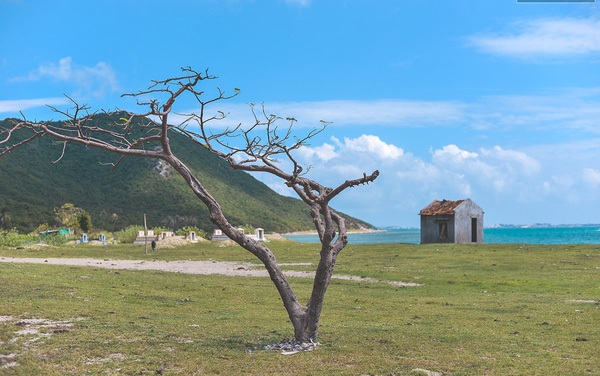Beautiful and untouched Diep Son island in Khanh Hoa - Vietnam travel