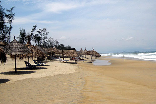 An bang Beach Hoi An - Hoi and tours full day and half-day