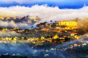 Dalat city of fog - Vietnam tours