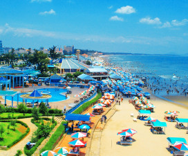 Vung Tau Beach holiday - Tour from Ho Chi Minh City