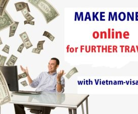 becoming affiliate and making money online with Vietnam-visa.com