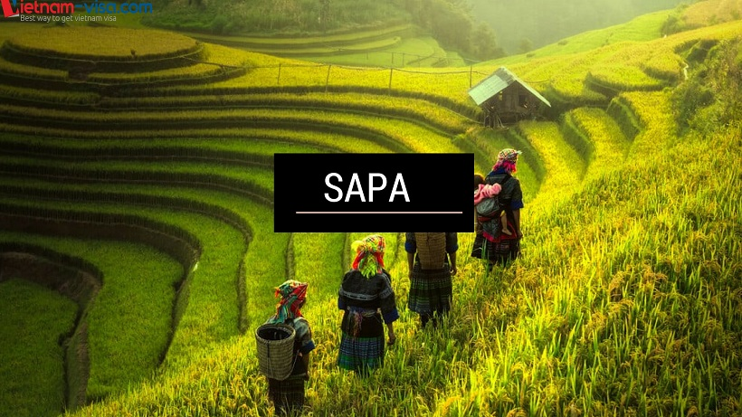 Sapa - the town with a lot of excitement