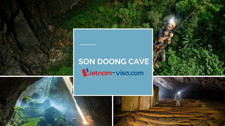 Son Doong Cave (Quang Binh) - Vietnam visa for Spanish