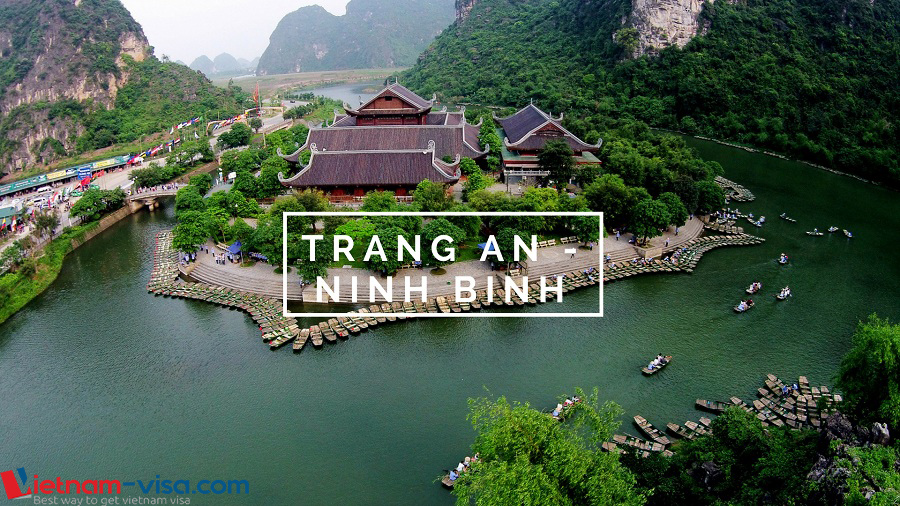 Trang An - Ninh Binh among best places to visit in Vietnam for Spanish - Vietnam visa for Spanish
